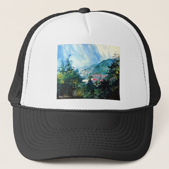 Spring Season 4 Trucker Hat