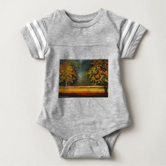 Spring Season 5 Baby Bodysuit