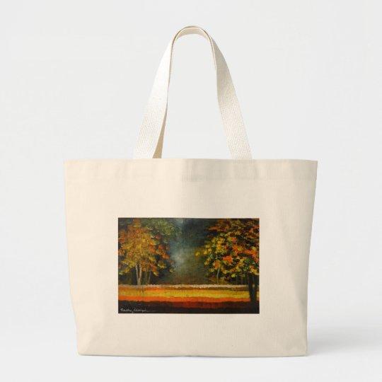 Spring Season 5 Large Tote Bag