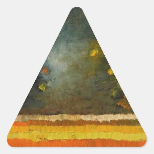 Spring Season 5 Triangle Sticker