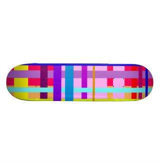 Spring Skateboard Deck