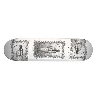 Spring Custom Skateboard