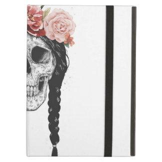 Spring skull iPad air cases