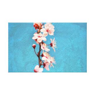 Spring Sky Canvas Prints