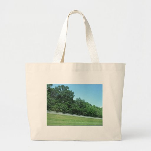 SPRING SKY CherryHill NewJersey USA Nature GREEN Tote Bag