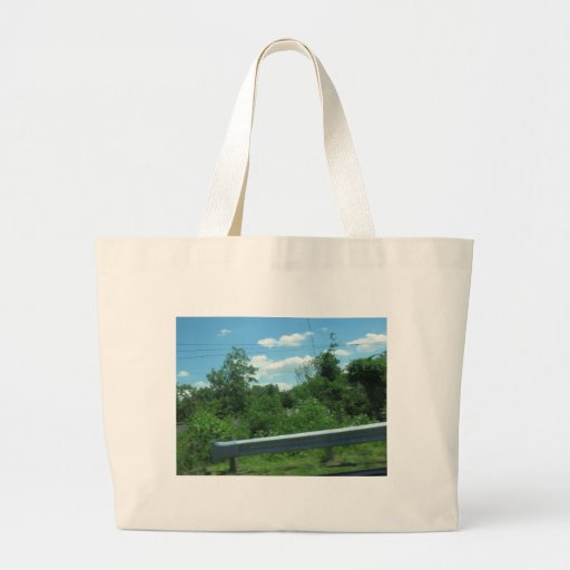 SPRING sky USA NewJersey CherryHill Nature Green 1 Tote Bag