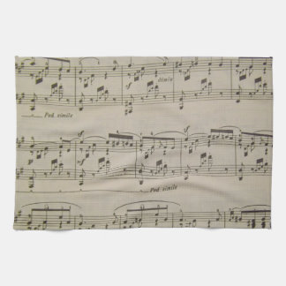 Spring Song Tea Towel