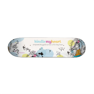 Spring Soul Skate Board