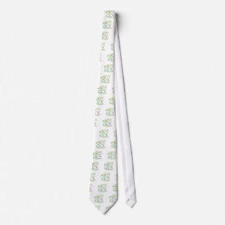Spring Sprung Tie