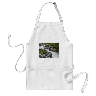 spring stream adult apron