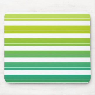 Spring Stripes Mouse Pad