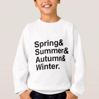Spring Summer Autumn Winter   Four Seasons Sweatshirt
