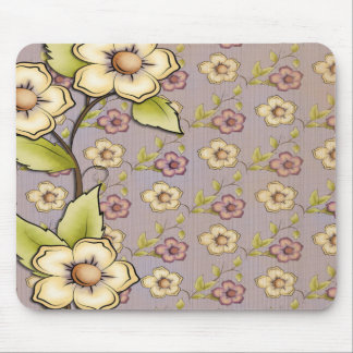 Spring Summer Blossoms Mousepad
