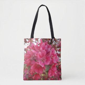 Spring Time Flower Tote Bag