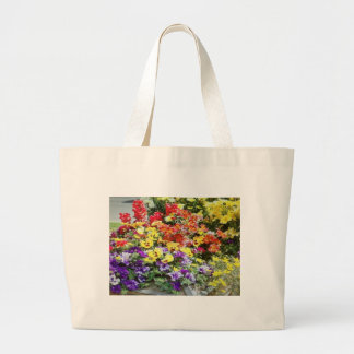 Spring Time Flowers Bags