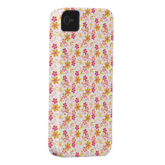 Spring Time Flowers iPhone 4 Covers