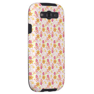 Spring Time Flowers Galaxy S3 Cases