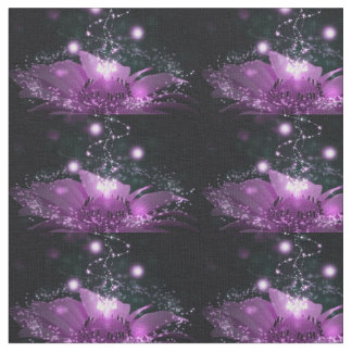 Spring Time Magic Flower Fabric