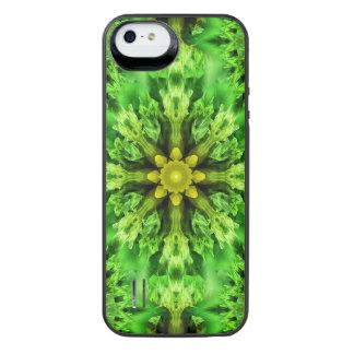 Spring Time Mandala iPhone SE/5/5s Battery Case