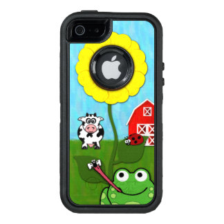 Spring Time on the Farm OtterBox iPhone 5/5s/SE Case