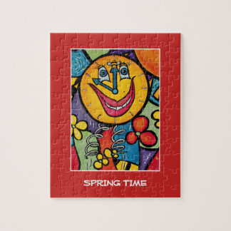 Spring  - Time Pieces Jigsaw Puzzle