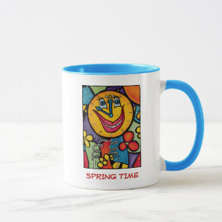 Spring Time  - Time Pieces Mug
