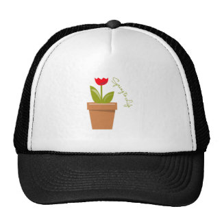 Spring to Life Mesh Hat