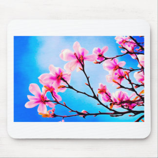 Spring Tree Art Mouse Pad
