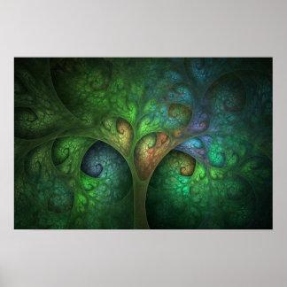 """Spring Tree"" Fine Art Print"