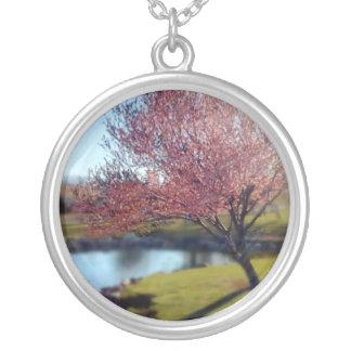 Spring Tree Necklace