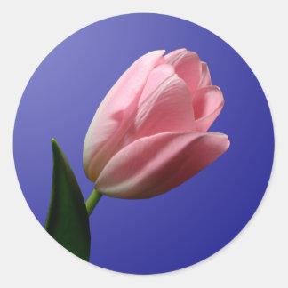 Spring Tulip Envelope Seal Sticker