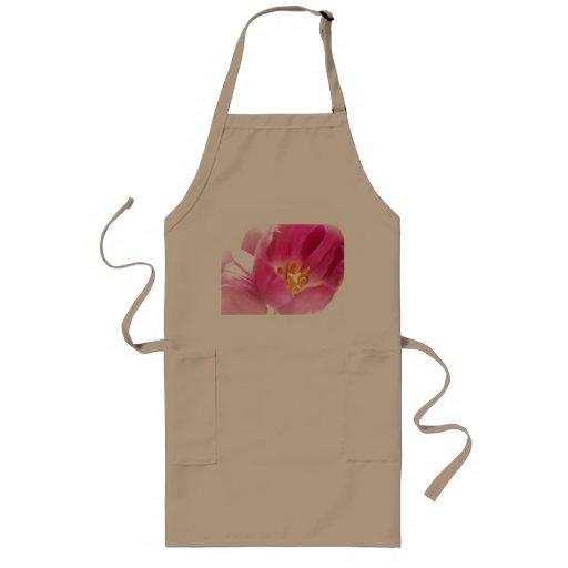 Spring Tulips Apron