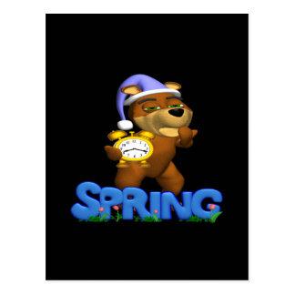 Spring Up 2 Postcard