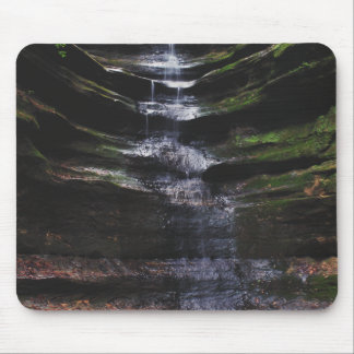 Spring Waterfall Mouse Pad