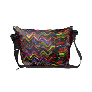 Spring Waves Celebrations Courier Bags