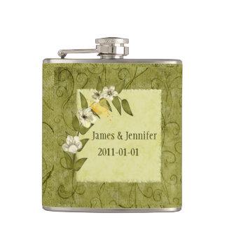 Spring Wedding Suite Flask