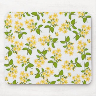 Spring Wildflowers Mousepad