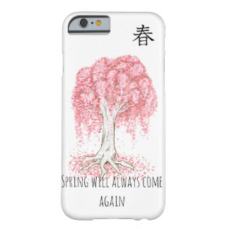 Spring Will Always Come Again iPhone 6/6S Barely There iPhone 6 Case