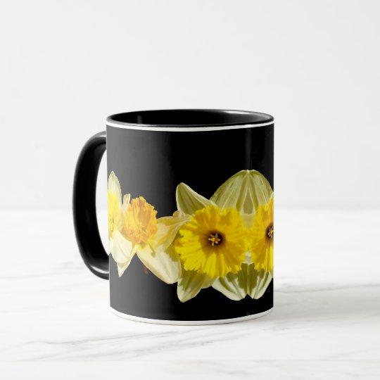 Spring Yellow Daffodil Mug