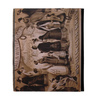 'Springer Brothers, Boston, Fall and Winter Collec iPad Folio Covers