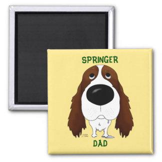 Springer Dad Magnet