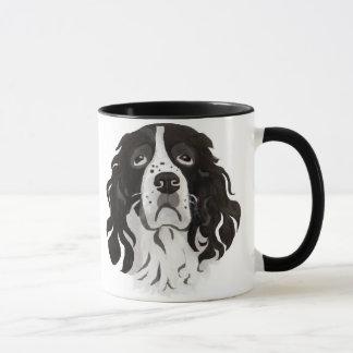 Springer face mug