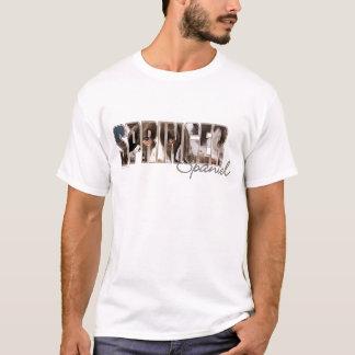 Springer Spaniel Eyes T-Shirt