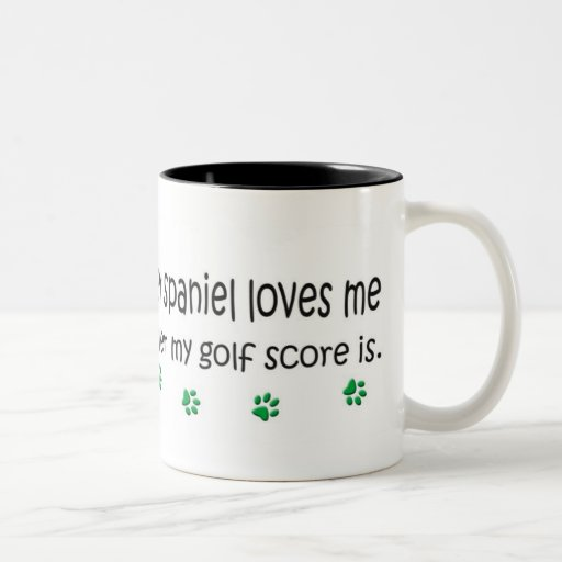 SpringerSpaniel Coffee Mug