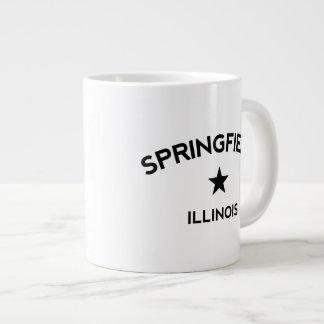 Springfield Illinois Jumbo Mug