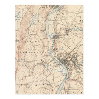 Springfield, Massachusetts Postcard