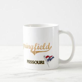 Springfield Missouri City Classic Coffee Mug