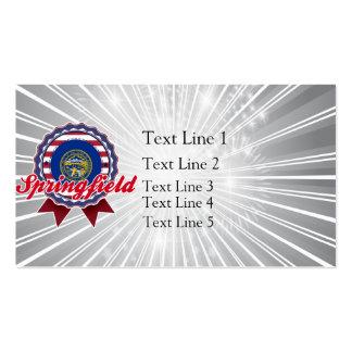 Springfield, NE Business Cards