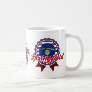 Springfield, OR Mugs