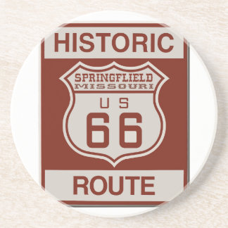 Springfield Route 66 Coaster